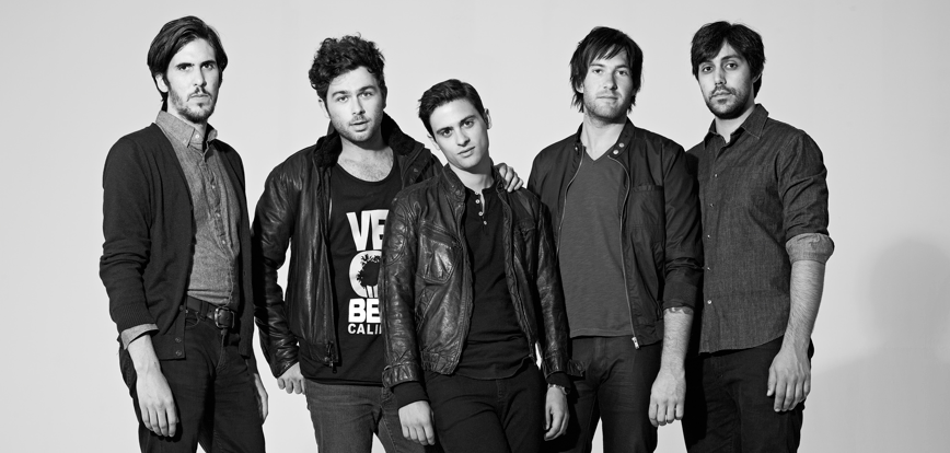 Arkells Band Shot