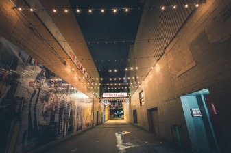 Honest Ed's Alleyway