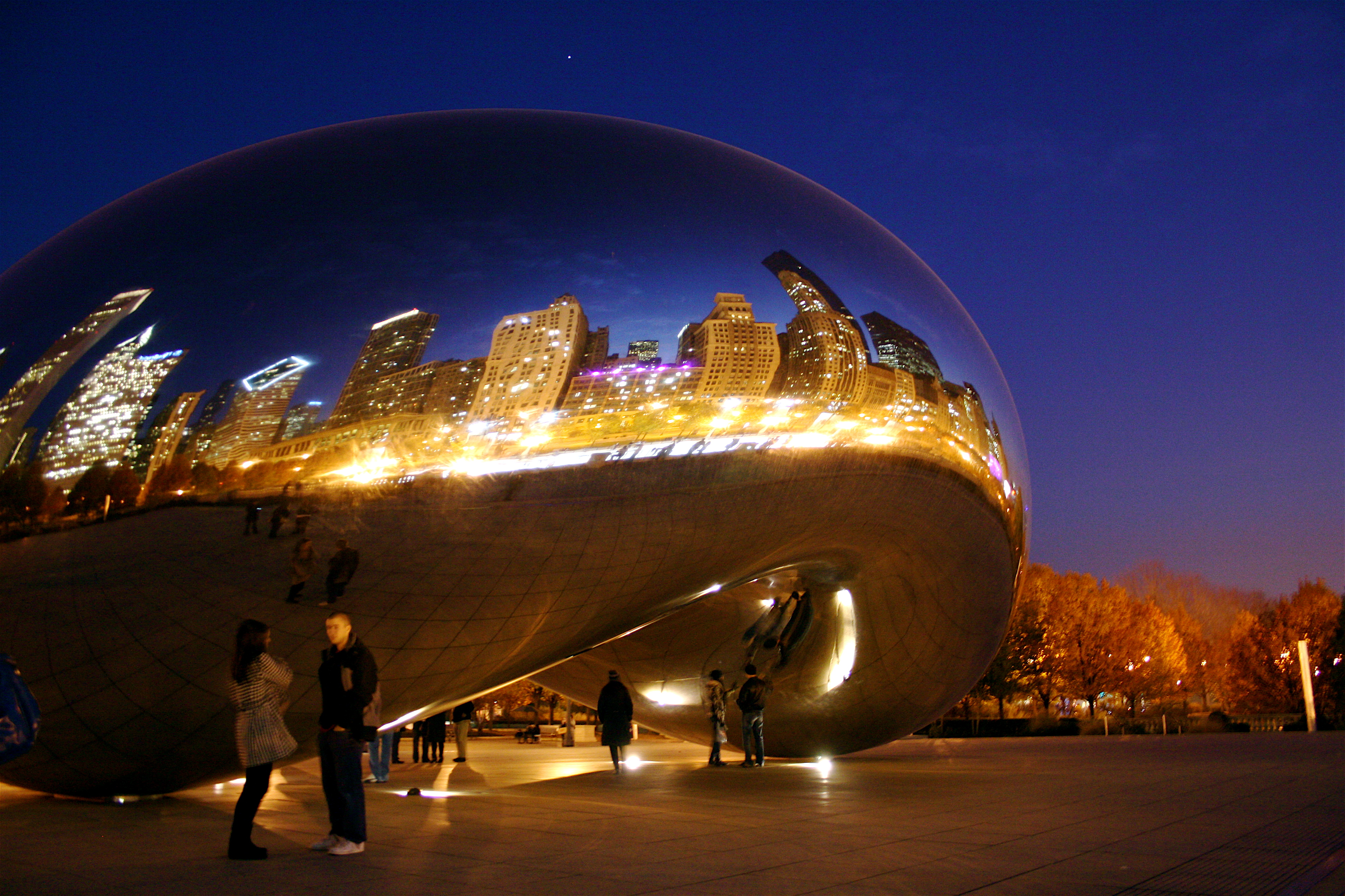 The Bean In Chicago Ryan Bolton
