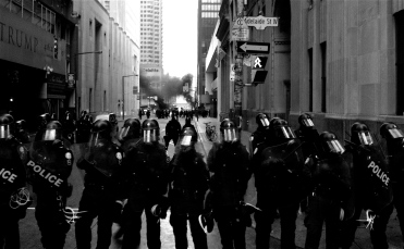 G20 Protests in Toronto