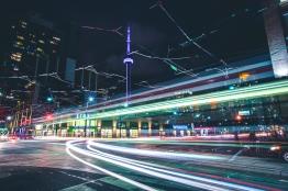 King Street Toronto streetcar