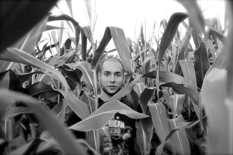 Looch and corn.
