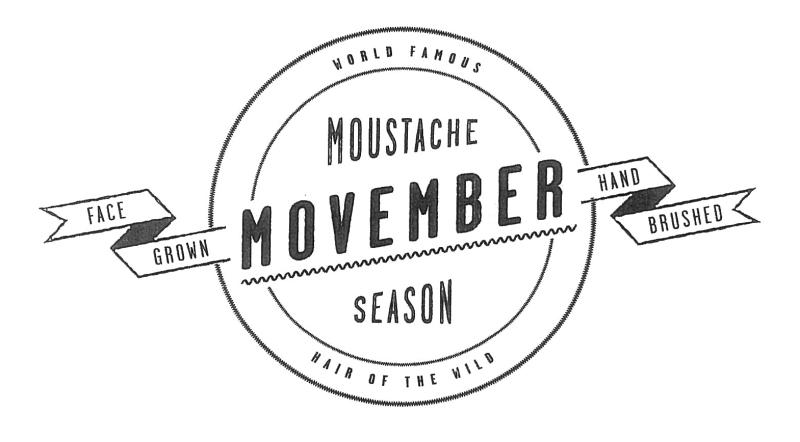 Movember Mustache Season