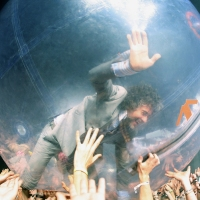 The Flaming Lips and the Human-sized Hamster Ball