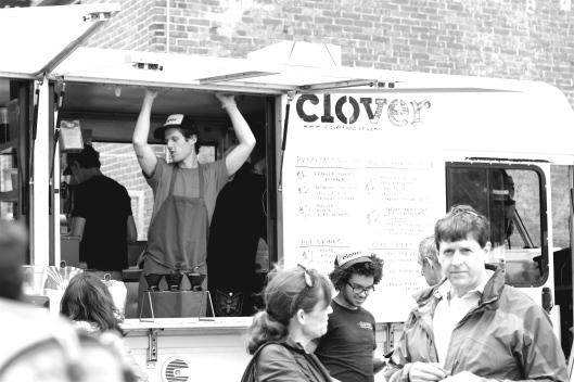 Food trucks in Boston, Clover