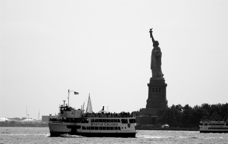 Statue Cruises with Lady Liberty