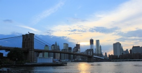 The View From Dumbo, NYC