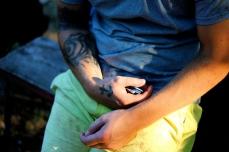 Tattoo & Cellphone