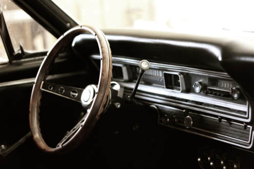 Inside the Ford Fairlane