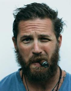 Tom Hardy Beard