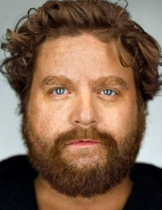 Zach Galifranakis beard