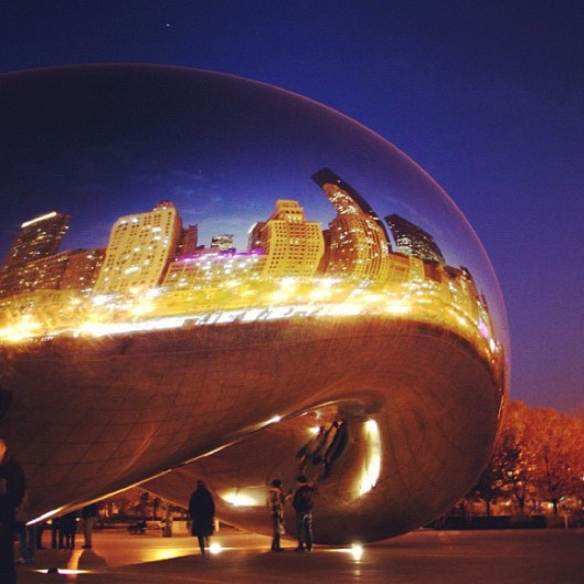 The Chicago Bean