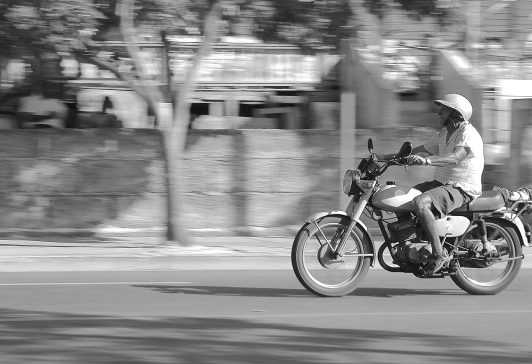 This was shot on the streets of Varadero.