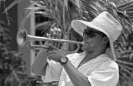 This was shot in Resortland, Cuba.