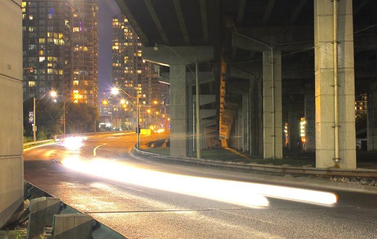 Night Street Shot no. 3