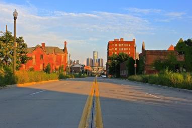 Downtown Detroit 4