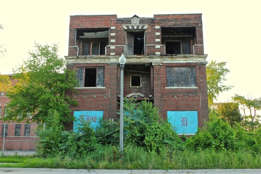 Downtown Detroit 5