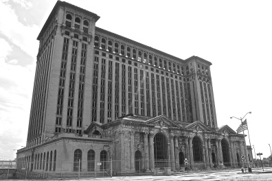 Michigan Central Station, Detroit