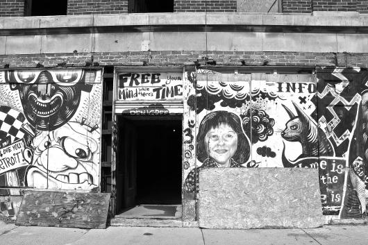 Adventures in Detroit 7