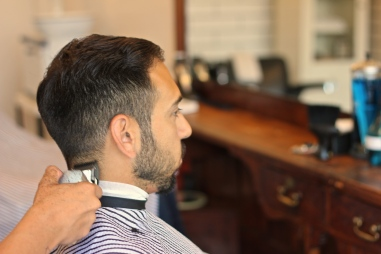 Hastings Barber Shop 2