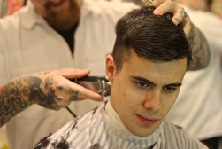 Inside Crows Nest Barbershop 6