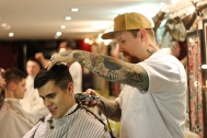 Inside Crows Nest Barbershop 7