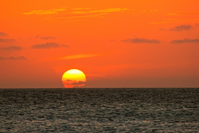 Sunset in Cuba (Photo by Ryan Bolton)