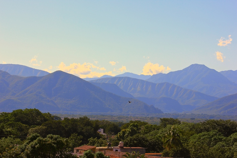 The natural beauty of Comala