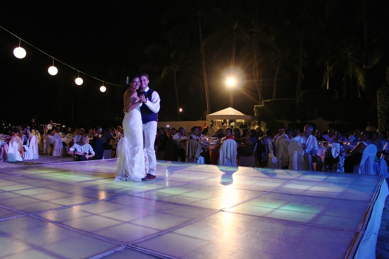 The first dance to The XX