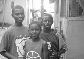 Faces of Ghana 8