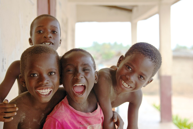 Kids of Ghana 2