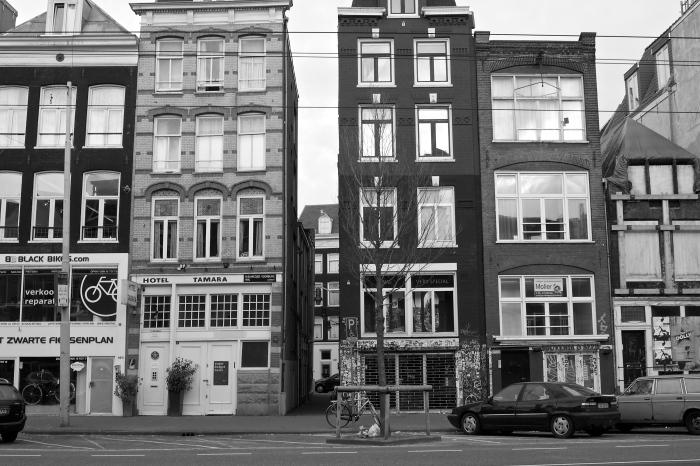 Downtown Amsterdam 1