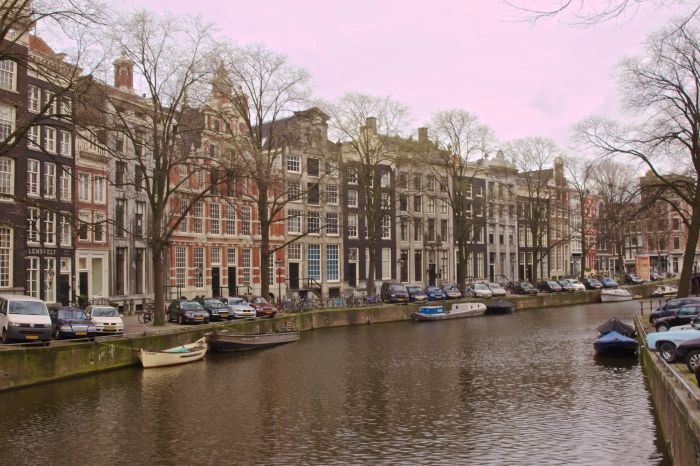Downtown Amsterdam 3