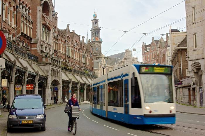 Downtown Amsterdam 4