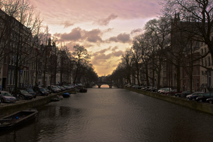 Downtown Amsterdam 5