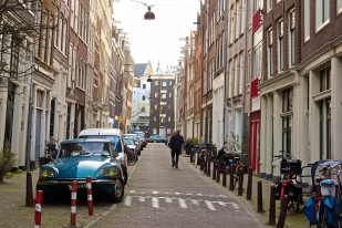 Downtown Amsterdam 7