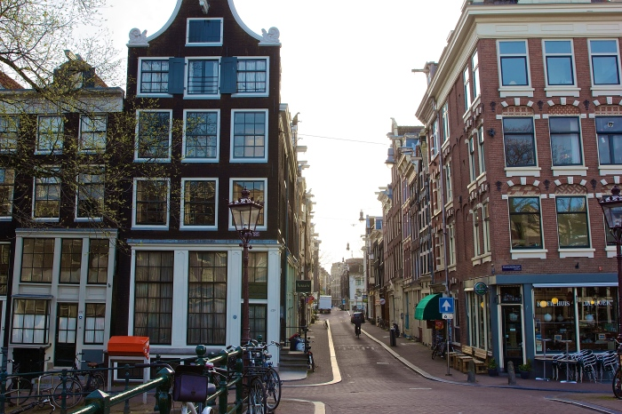 Downtown Amsterdam 10