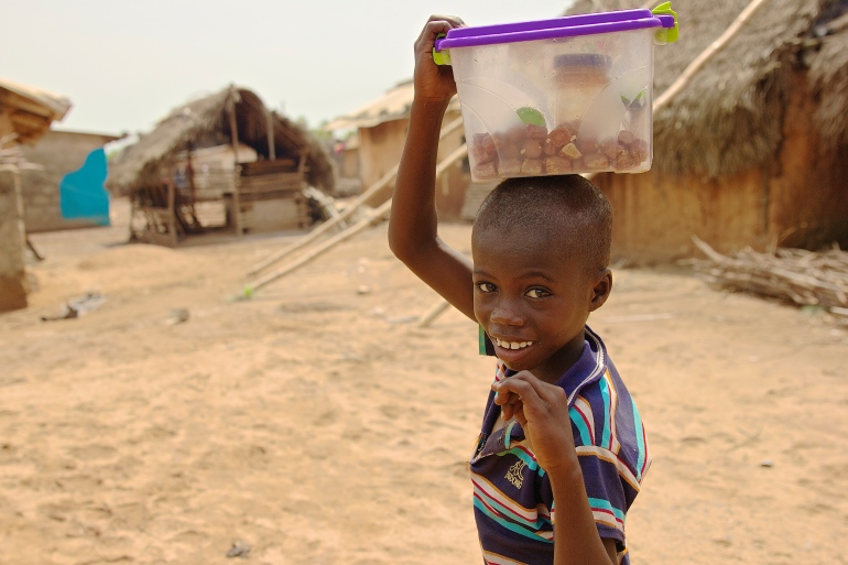 Kids of Ghana 11