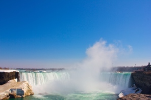 Yes, Niagara Falls is Beautiful.
