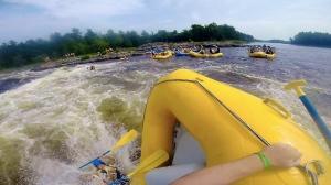 White Water Rafting, naturally.