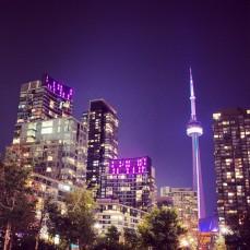 CN Tower at Night