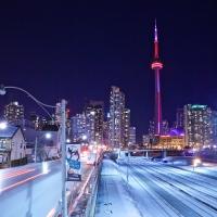Toronto x Night