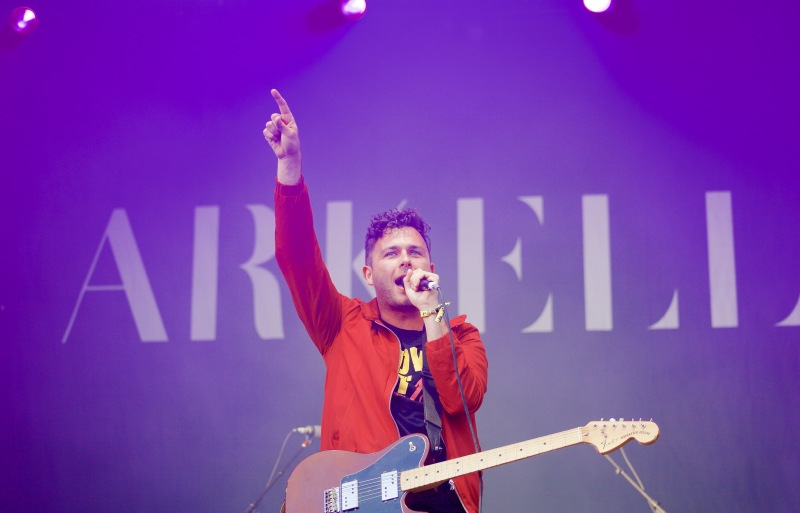 Max of the Arkells