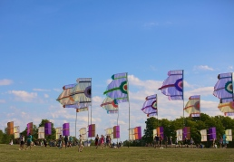 The flags of WayHome.