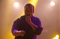 Future Islands at 1 in the morning was one of the best shows.
