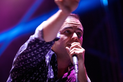 The intensity of Future Islands