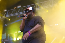 Killer Mike doing his thing.