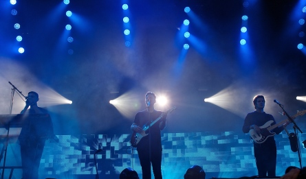 alt-J and one hell of a light show.