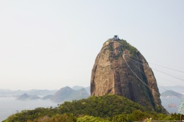 Sugar Loaf Mountain.