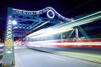 Queen Street Viaduct Bridge. Photo by Ryan Bolton.
